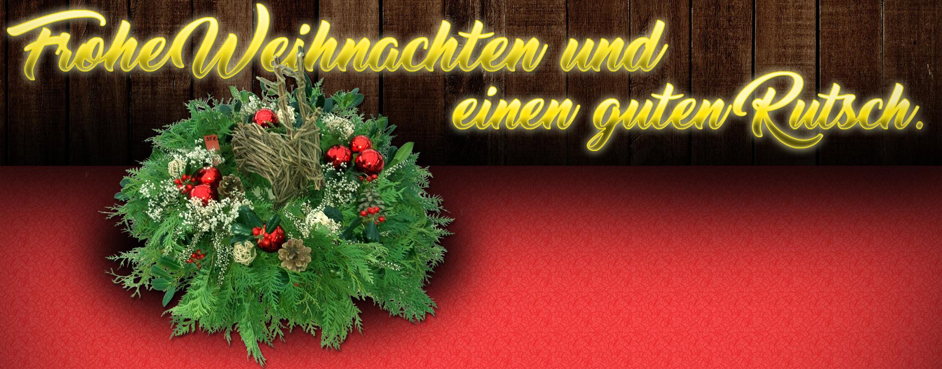Wir wünschen Ihnen Frohe Weihnachten - Pirategrills