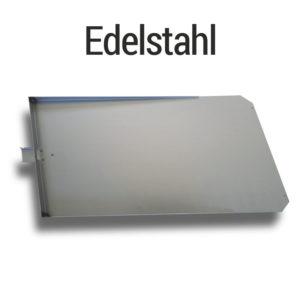 Edelstahl Fetttropfwanne Pelletgrill PG-Serie